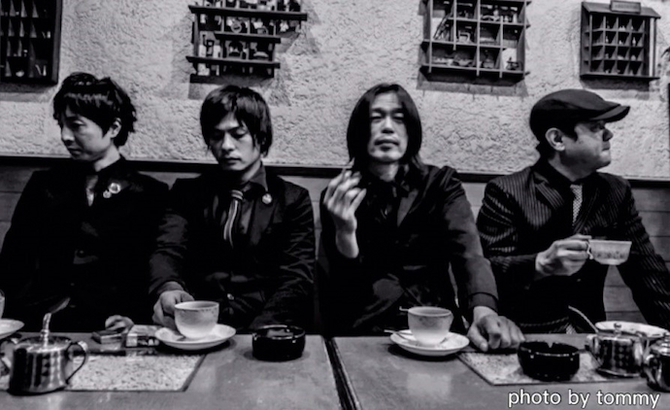 8/3(土)THE COFFEE & CIGARETTES/匕首蝮